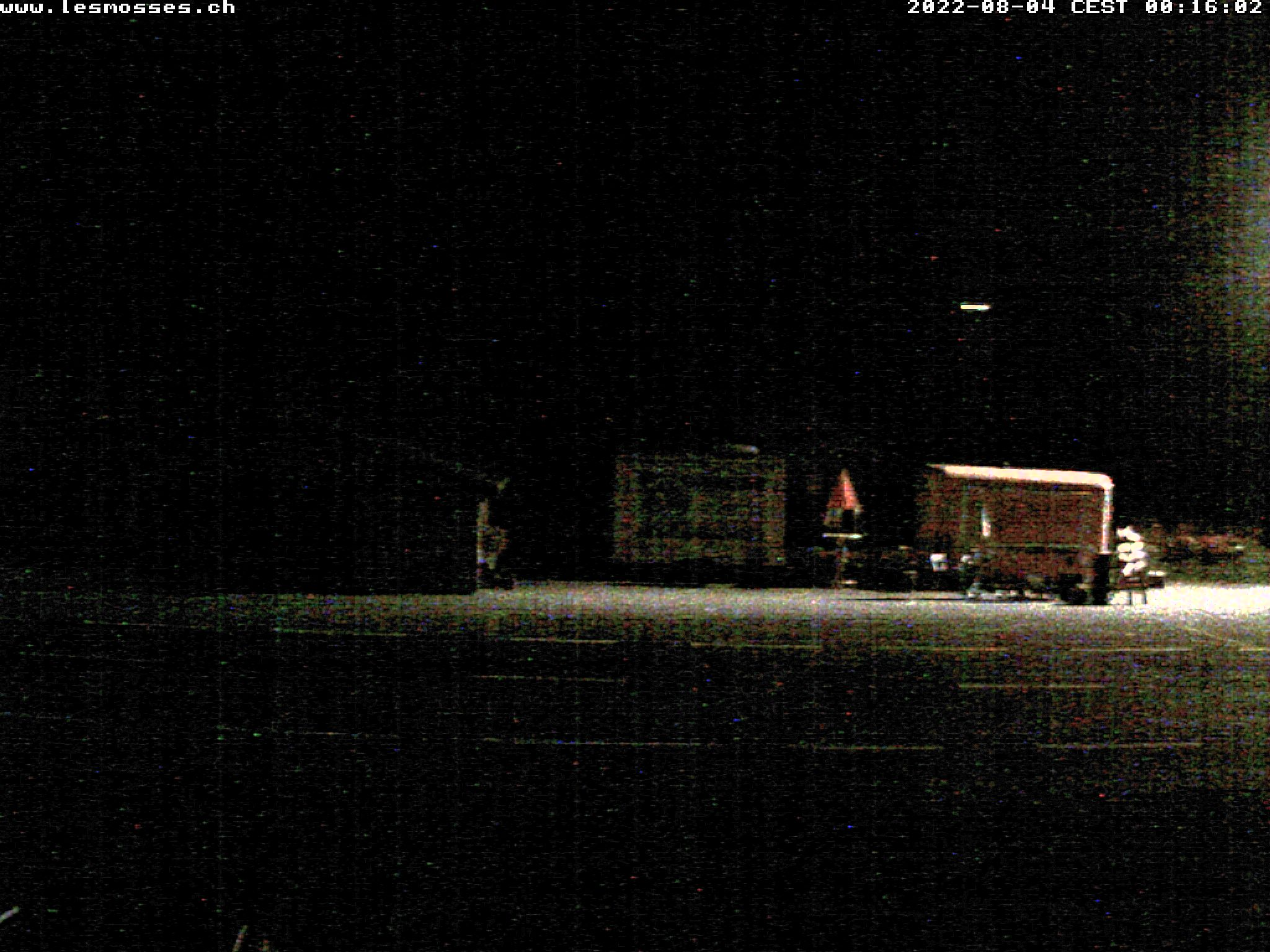 Webcam Les Mosses - Alt- 1445 m.